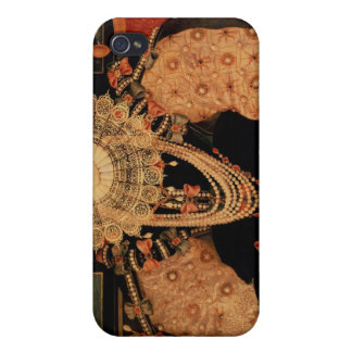Elizabeth I, Armada portrait, c.1588 Cases For iPhone 4