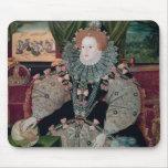 Elizabeth I, Armada Portrait, c.1588 Mouse Pad