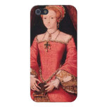 Elizabeth I as Princess Cover For iPhone 5/5S