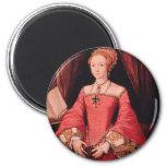 Elizabeth I as Princess Fridge Magnets