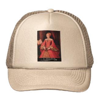 Elizabeth I as Princess Trucker Hat