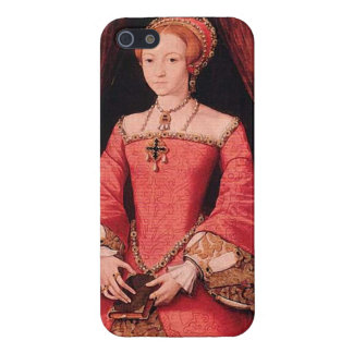 Elizabeth I as Princess iPhone SE/5/5s Case