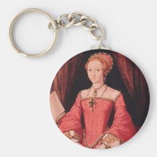 Elizabeth I as Princess Keychains