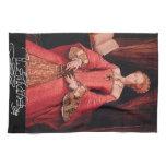 Elizabeth I as Princess Kitchen Towel