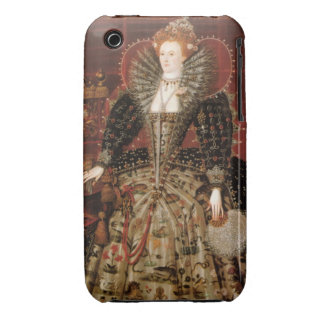 Elizabeth I c 1599 iPhone 3 Cárcasas
