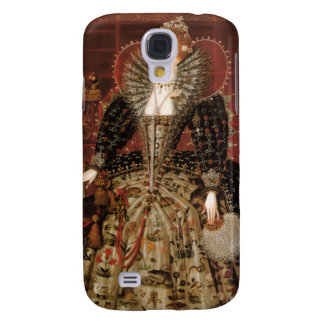 Elizabeth I c 1599 Galaxy S4 Case