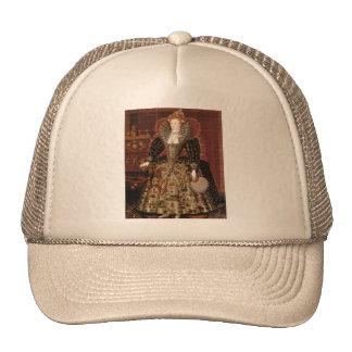 Elizabeth I c 1599 Hat