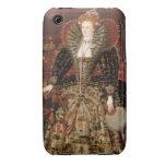 Elizabeth I c 1599 iPhone 3 Cover