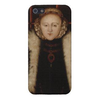 Elizabeth I Circa 1560 Case For iPhone 5
