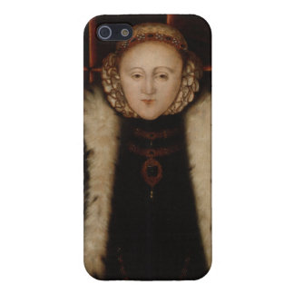 Elizabeth I Circa 1560 iPhone SE/5/5s Case