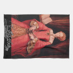 Elizabeth I como princesa Toalla De Mano