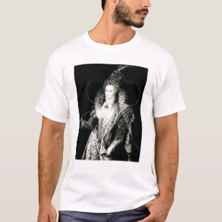 Elizabeth I drawn by W.Derby and engraved by T-Shirt