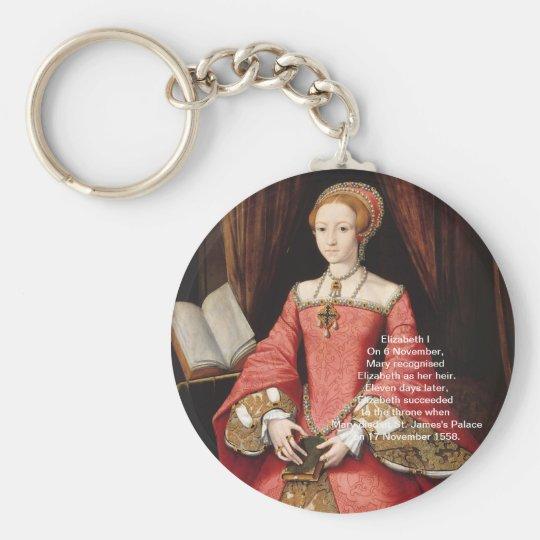 Elizabeth I Keychain