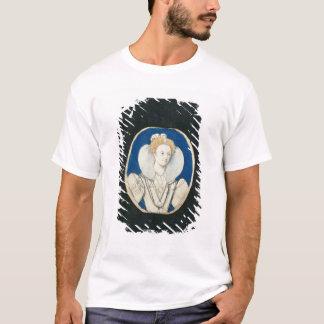 Elizabeth I, miniature portrait, (unfinished) T-Shirt