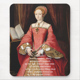 Elizabeth I Mousepad
