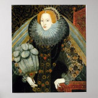 Elizabeth I of England Posters