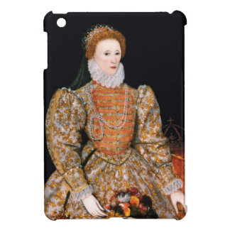 """Elizabeth I of England (The """"Darnley Portrait"""") Cover For The iPad Mini"""