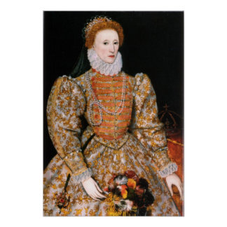 Elizabeth I Posters