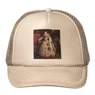 Elizabeth I Peace Portrait Hat