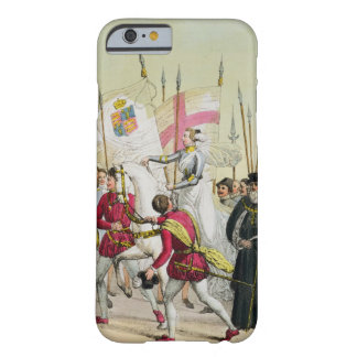 Elizabeth I, plate 12 from 'The History of the Nat Barely There iPhone 6 Case