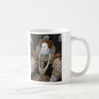 Elizabeth I Portrait Coffee Mug
