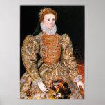 Elizabeth I Print