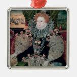 Elizabeth I, retrato de la armada, c.1588 Adorno De Navidad