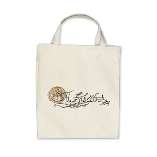 Elizabeth I Signature Version 2 Tote Bags