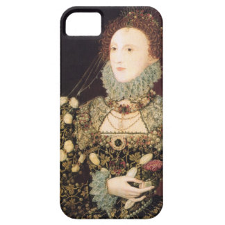 "Elizabeth I, the ""Phoenix"" iPhone SE/5/5s Case"
