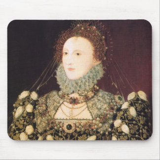 "Elizabeth I, the ""Phoenix"" Mouse Pad"
