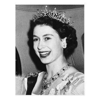 Elizabeth II, Queen of the United Kingdom Postcard