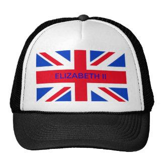 ELIZABETH II TRUCKER HAT