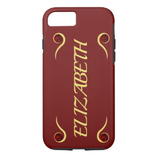 Elizabeth iPhone 7 Case