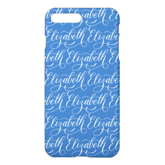 Elizabeth - Modern Calligraphy Name Design iPhone 7 Plus Case