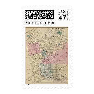 Elizabeth, NJ Postage Stamp