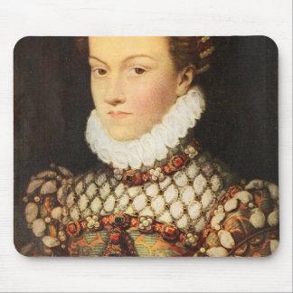 Elizabeth of Austria, Queen of France Mouse Pad