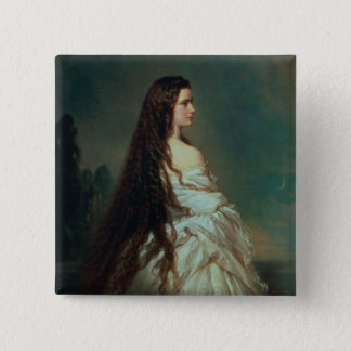 Elizabeth of Bavaria Button