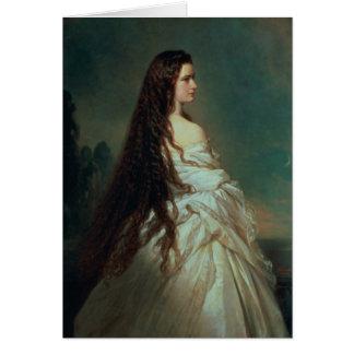 Elizabeth of Bavaria Card