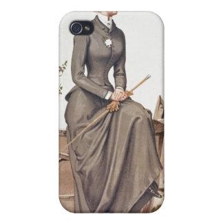 Elizabeth of Bavaria iPhone 4 Case