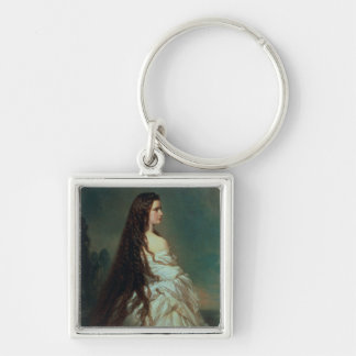 Elizabeth of Bavaria Key Chain
