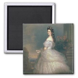 Elizabeth of Bavaria Magnet