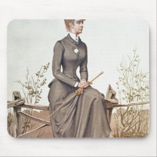 Elizabeth of Bavaria Mouse Pad