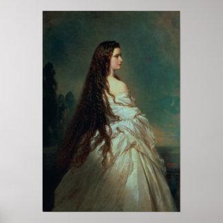 Elizabeth of Bavaria Print
