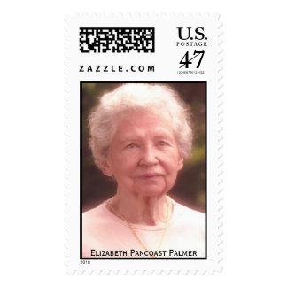 Elizabeth Pancoast Palmer Postage