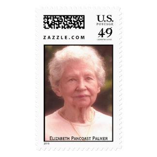 Elizabeth Pancoast Palmer Postage Stamps