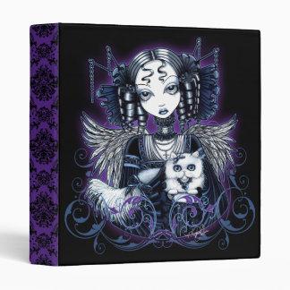 """Elizabeth"" Persian Cat Gothic Angel Binder"