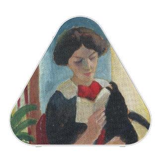 Elizabeth Reading Bluetooth Speaker