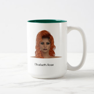 Elizabeth Rose character cup  Providence Series