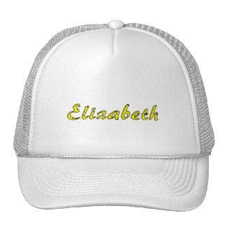 Elizabeth s cap trucker hats