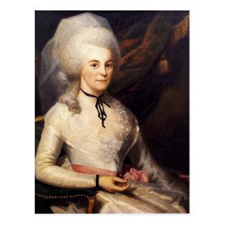 Elizabeth Schuyler Hamilton Postcard